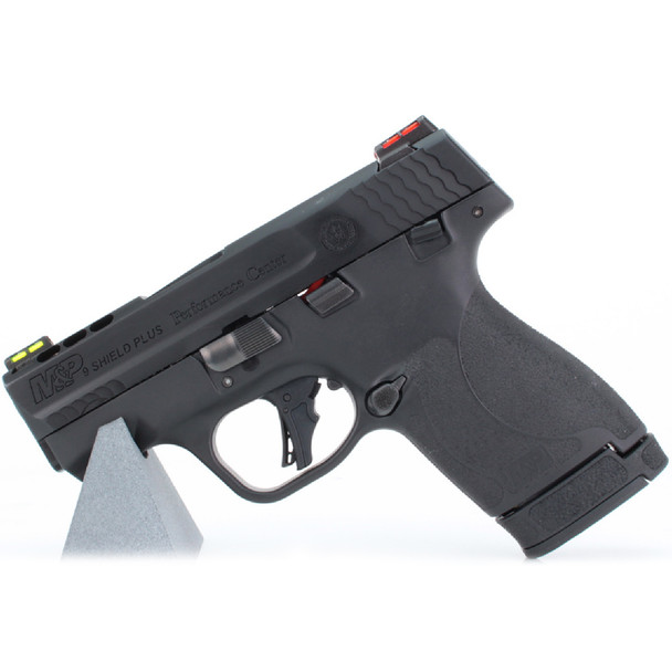 SMITH & WESSON Performance Center M&P 9 Shield Plus 9mm Luger 3.1in 10/13rd Pistol (13255)