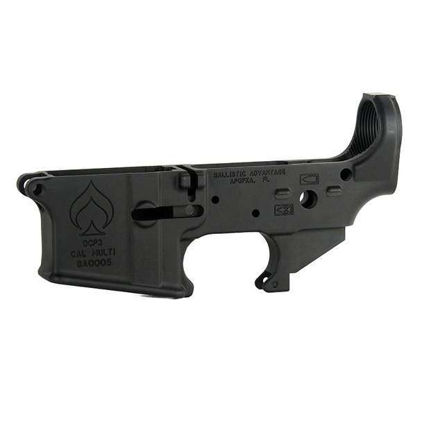 BALLISTIC ADVANTAGE AR-15 Lower Receiver (BAPA100039)