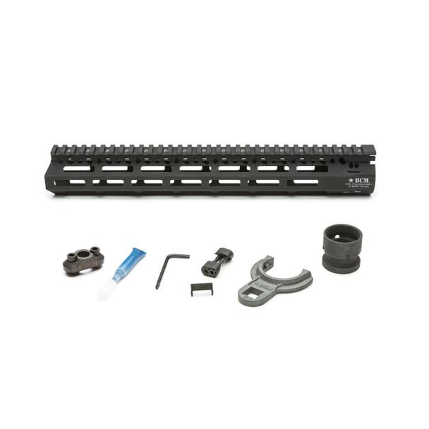 BRAVO COMPANY MCMR AR-15 5.56mm 13in Black M-LOK Rail (BCM-MCMR-13-556-BLK)
