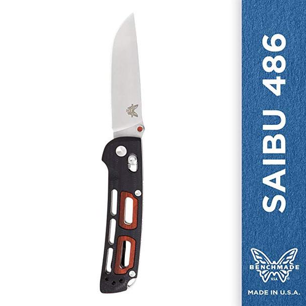 BENCHMADE Saibu AXIS Folding Knife (486)