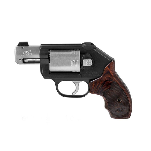 KIMBER K6S CDP .357 Magnum 2in 6rd Rosewood Revolver Pistol (3400013)
