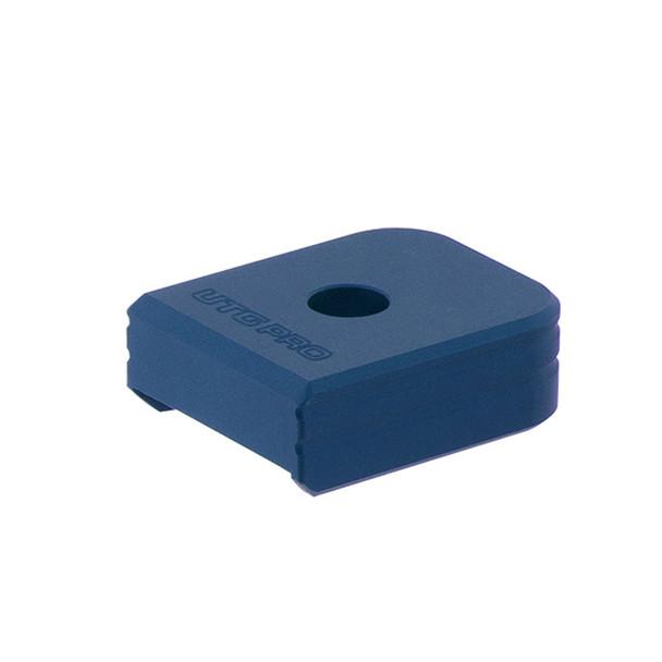 UTG PRO +0 Matte Blue Aluminum Base Pad for HK VP9/P30 9/40 (PUBHK01B)