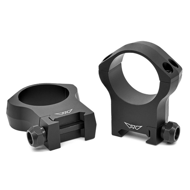 WARNE Mountain Tech 34mm Ultra High Matte Rings (7224M)