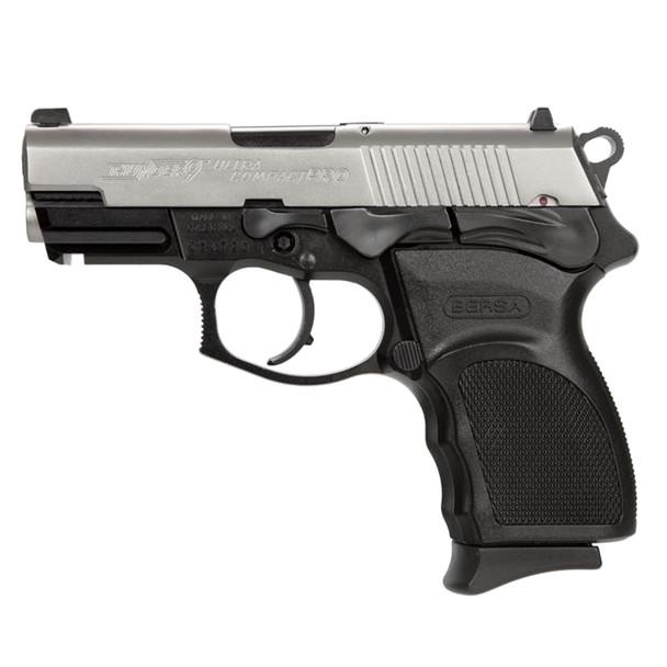 BERSA Thunder Pro Ultra Compact 9mm 3.25in 13rd Duo-Tone Pistol (TPR9CDT)