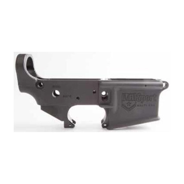 ATI AR15 Milsport Stripped Multi-Cal Aluminum Lower Receiver (ATIGLOWMS)