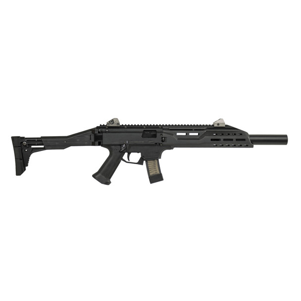 CZ Scorpion EVO 3 S1 9mm 20rd Faux Suppressor Carbine Rifle (08507)