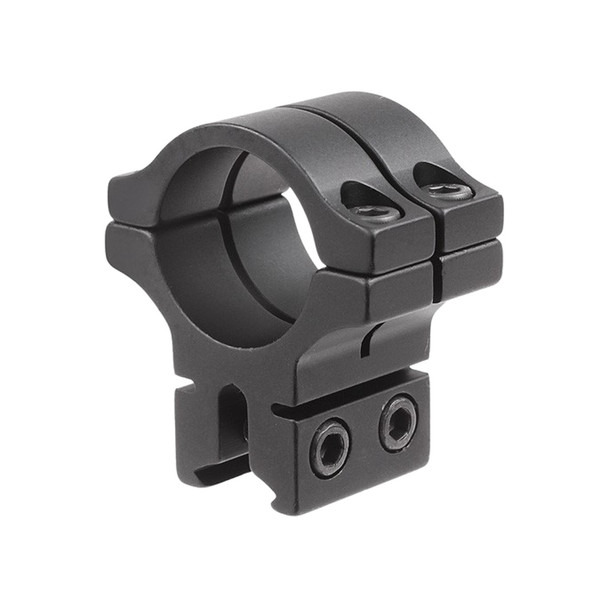 BKL Long Double Strap 1in Medium Dovetail Scope Rings (263-MB)