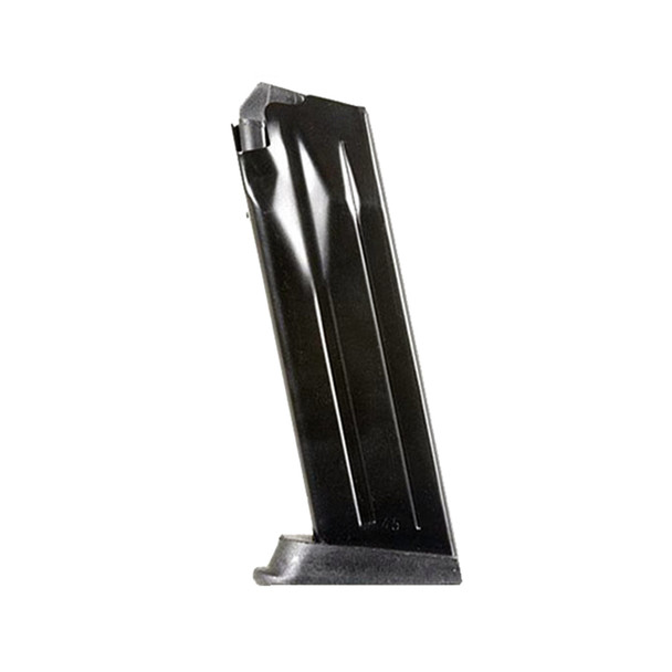 H&K P30 9mm 15 Rd Steel Black Magazine (234316S)