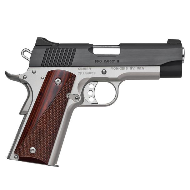 KIMBER Pro Carry II 45ACP Two-Tone Semi-Automatic Pistol (3200320)