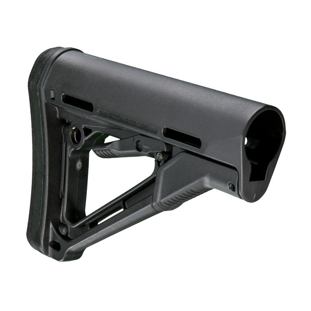 MAGPUL CTR Commercial-Spec Black Buttstock For AR15/M16 (MAG311)