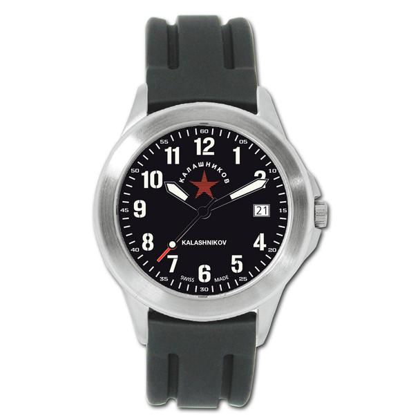 BOKER Kalashnikov Libertad 2 Silicon Band Waterproof Watch (09KAL503)