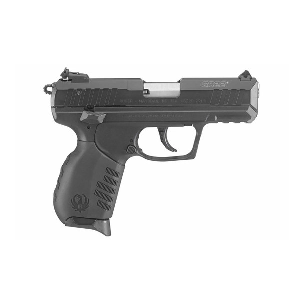 RUGER SR22 22 LR 3.5in 10rd Semi-Automatic Pistol (3600)