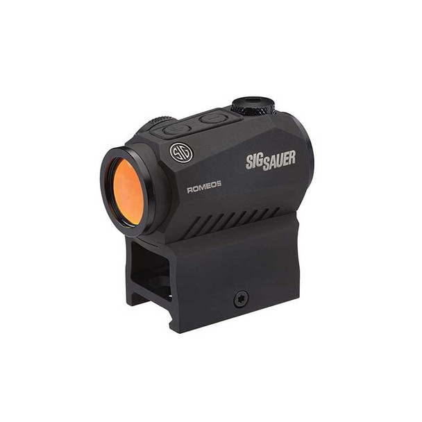 SIG SAUER Romeo5 Compact 1x20mm 2 MOA Reticle Red Dot Sight (SOR52001)