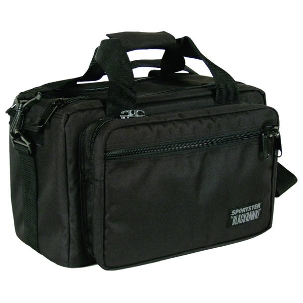 BLACKHAWK Sportster Pistol Black Range Bag (74RB02BK)