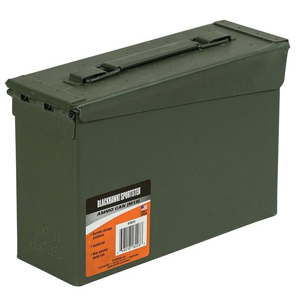 BLACKHAWK! .30 Caliber Green Ammo Can (970019)