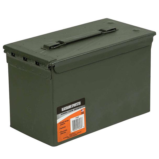 BLACKHAWK! .50 Caliber Green Ammo Can (970032)