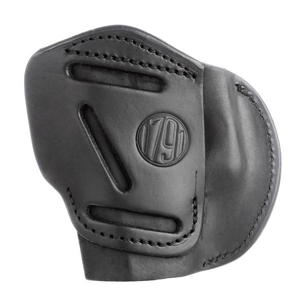 1791 GUNLEATHER BH2.1/MAG1.2 Stealth Black RH Combo Belt Holster (BH2.1M1.2-SBL-R)