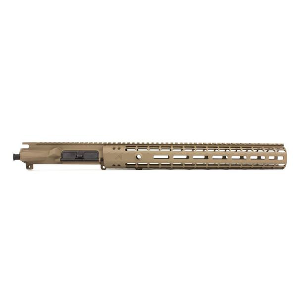 AERO PRECISION M4E1 FDE Cerakote Upper Receiver and 15in KeyMod Gen 2 Handguard Combo (APAR640252PS)