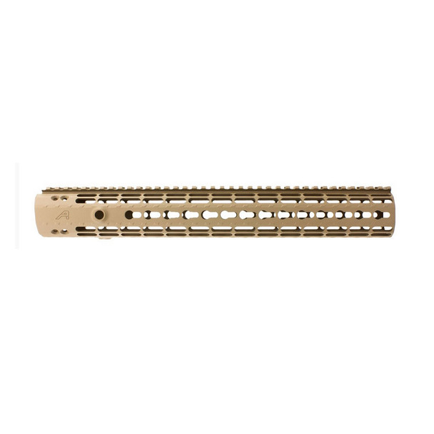 AERO PRECISION AR15 Gen 2 15in FDE Cerakote Enhanced KeyMod Handguard (APRA100264C)