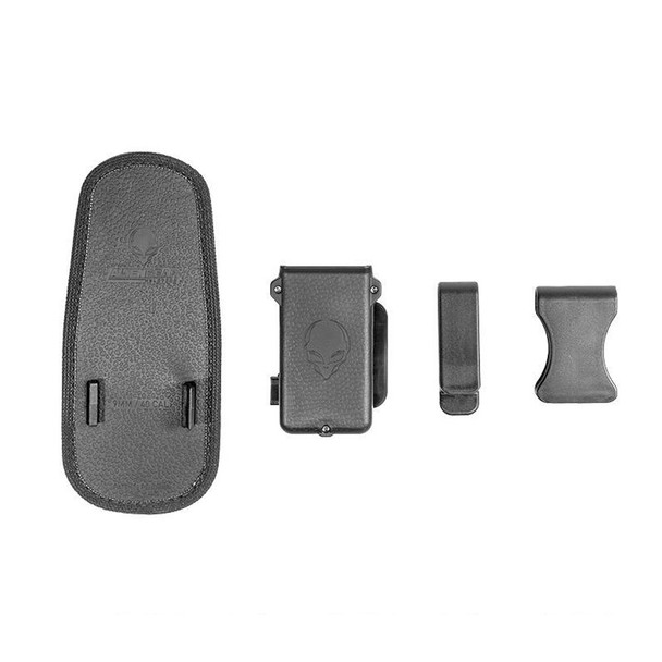ALIEN GEAR Single Mag Carrier .45 ACP/10mm Single Stack Magazine Pouch (CMCS-3)