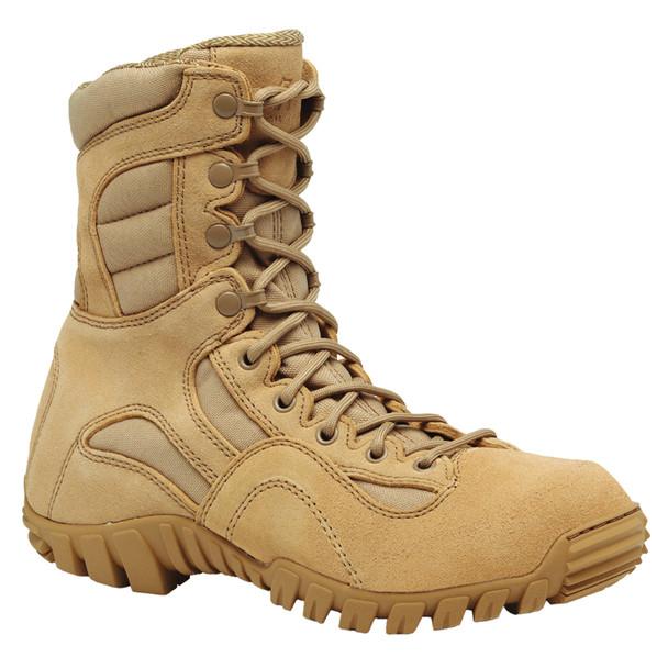BELLEVILLE Khyber II 8in Tan Hybrid Boots (TR350)