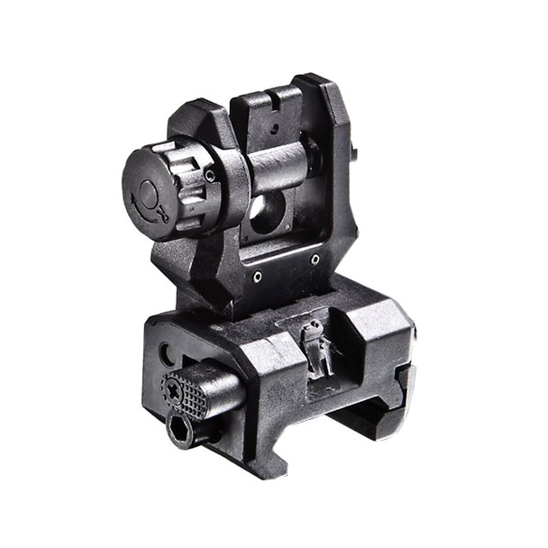 CAA Picatinny Rear Flip-Up Sight (FRS)
