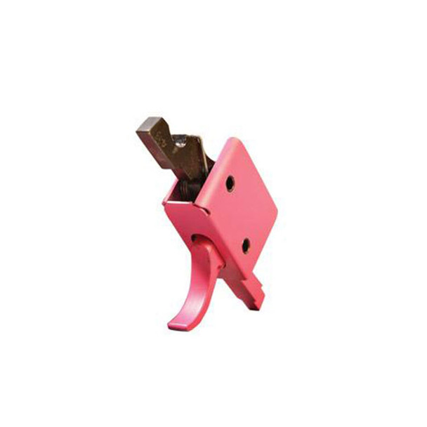 CMC Standard 3.5lb Curved Pink Trigger (91501P)