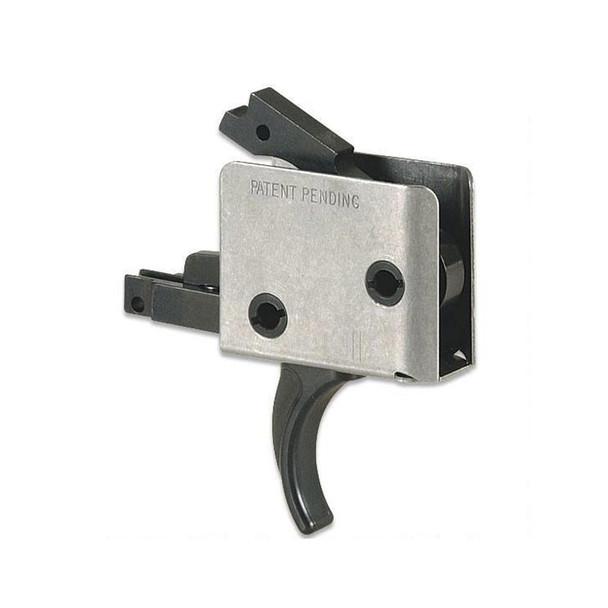 CMC Standard 3.5lb Large Pin Curved Black Trigger (91505)