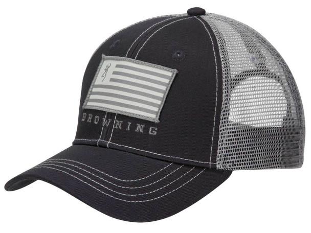 BROWNING Patriotic Slate/Gray Cap (308017691)