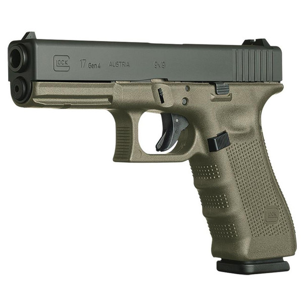 GLOCK 17 Gen 4 9mm 4.49in 17rd Semi-Automatic Pistol (PG1757203)