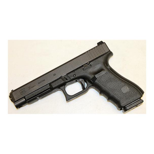 GLOCK 35 GEN4 Semi-Automatic 40 S&W Competition Pistol (PG3530103)