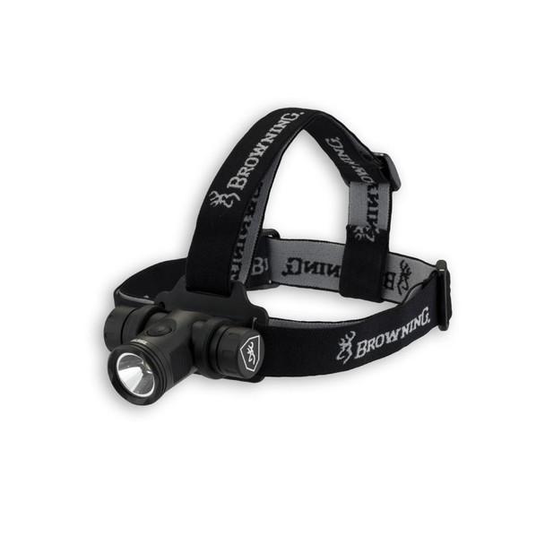 BROWNING Black Label Tactical 6V 30-635 Lumens Black Headlamp (3713340)