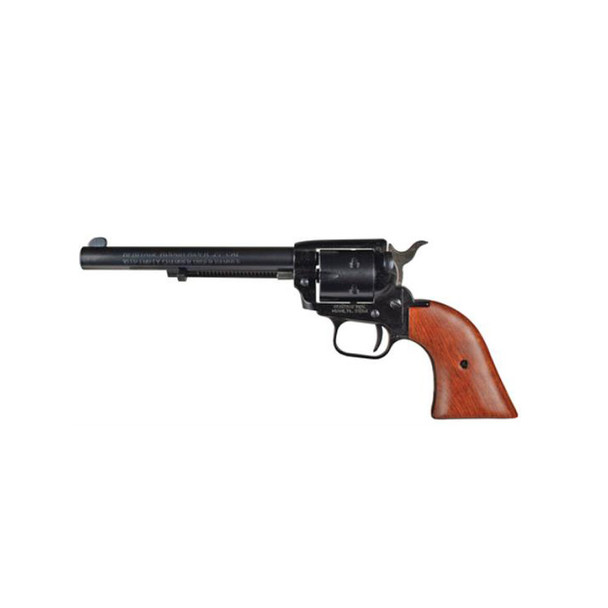 HERITAGE Rough Rider 22 LR,22 WMR 6.5in 6rd Single-Action Revolver (RR22MB6)