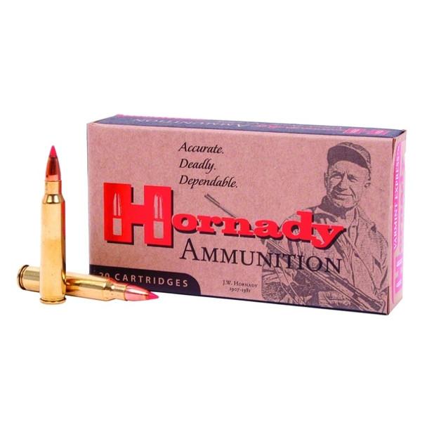 HORNADY Varmint Express 223 Rem. 55 Grain V-MAX Ammo, 20 Round Box (8327)