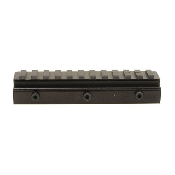 B-SQUARE AR-15 Tactical Matte Black Flat Top Riser Mount (TAC0007)
