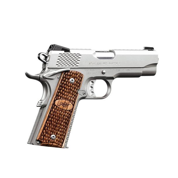 KIMBER Stainless Pro Raptor II 9mm 1911 8Rd Semi-Automatic Pistol (3200365)