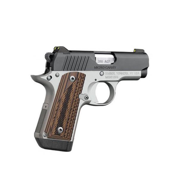 KIMBER Micro Carry Advocate 380 ACP Semi-Automatic Pistol (3300085)
