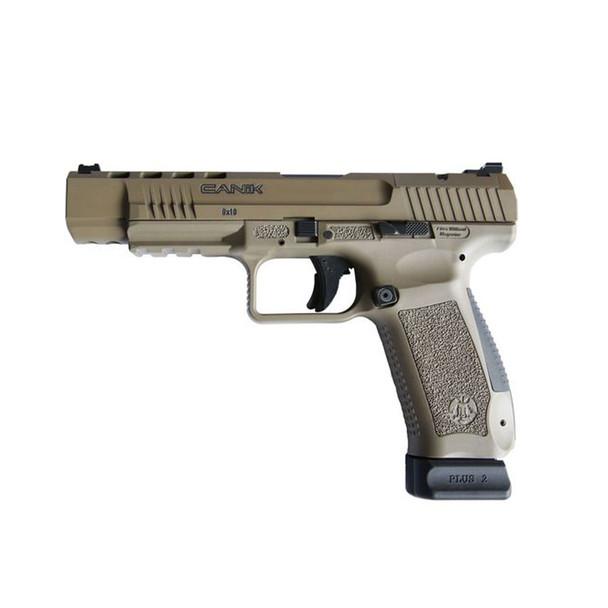 CANIK TP9SFx 9mm 5.2in 20rd Flat Dark Earth Semi-Automatic Pistol (HG3774D-N)