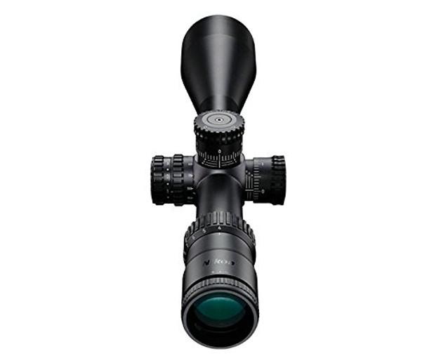 NIKON Black X1000 4-16x50SF IL X-MRAD Matte Riflescope (16383)