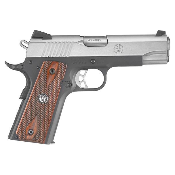 RUGER SR1911 Commander 45 ACP 4.25in 7rd Pistol (6711)
