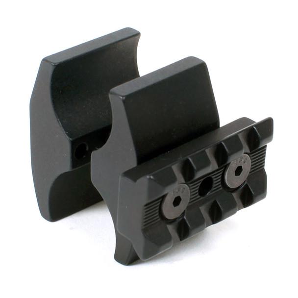 CDM GEAR BMT Shotgun Light Mount With 3 Slot Rail (BMT)