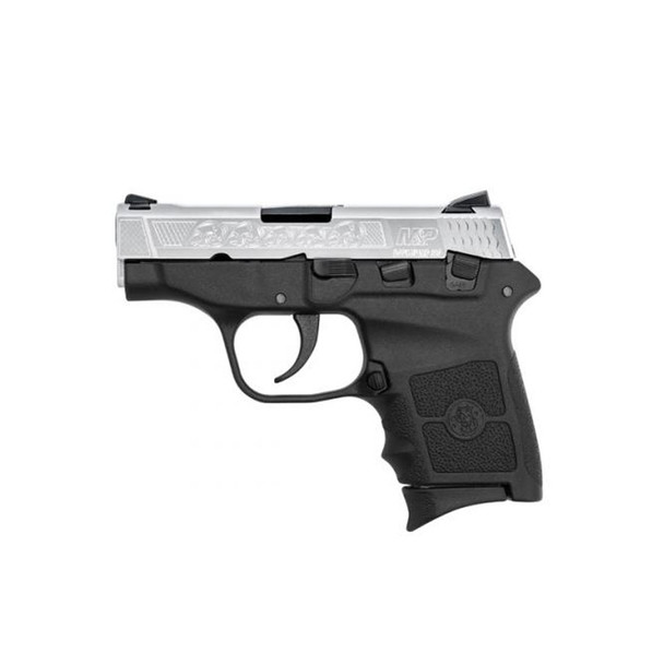 SMITH & WESSON M&P Bodyguard .380 Auto 2.75in 6rd Engraved Pistol (10110)