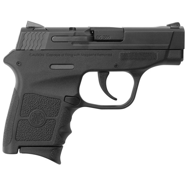 "SMITH & WESSON M&P Bodyguard 380ACP 2.75"" 2x6rd Semi-Automatic Pistol (10266)"