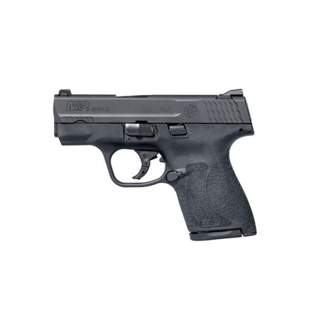 SMITH & WESSON M&P Shield M2.0 9mm 3.1in 1x7rd 1x8rd Black Semi-Automatic Pistol (11808)