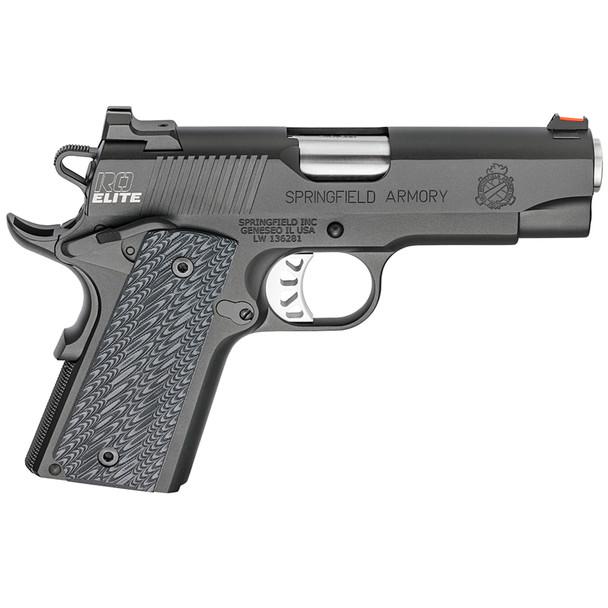 SPRINGFIELD ARMORY 1911 Range Officer Elite Compact 9mm 4in 8rd Semi-Auto Pistol (PI9125E)