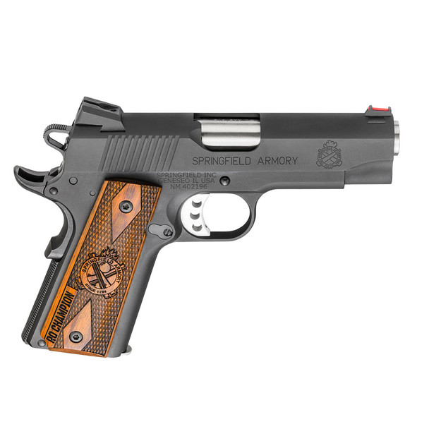 SPRINGFIELD ARMORY 1911-A1 Range Officer Champion 9mm 4in 9rd Semi-Automatic Pistol (PI9137L)