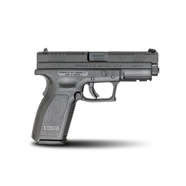 SPRINGFIELD ARMORY XD Service 9mm 4in 10rd Pistol (XD9101HC)