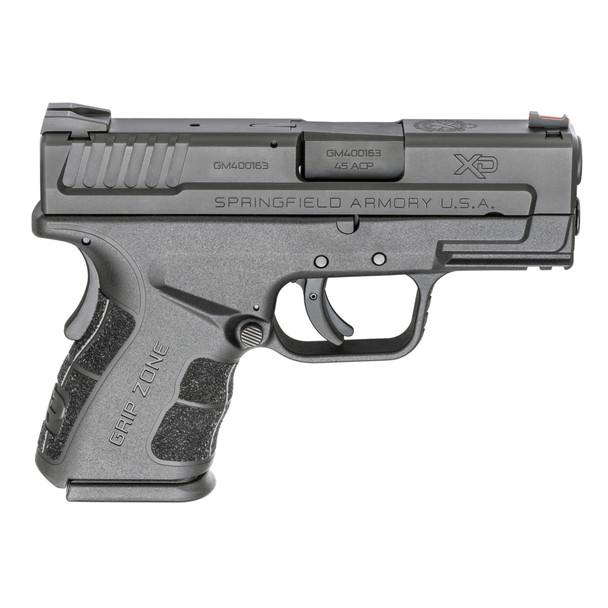 SPRINGFIELD ARMORY XD Mod2 45 ACP 3.3in Barrel 9rd Black Pistol (XDG9845BHC)