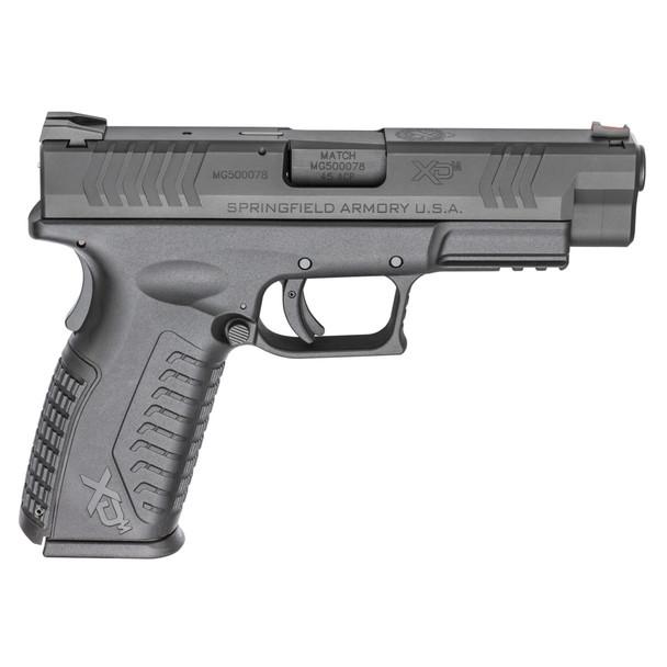 SPRINGFIELD ARMORY XDM  45 ACP 4.5in Barrel 13rd Black Pistol (XDM94545BHCE)