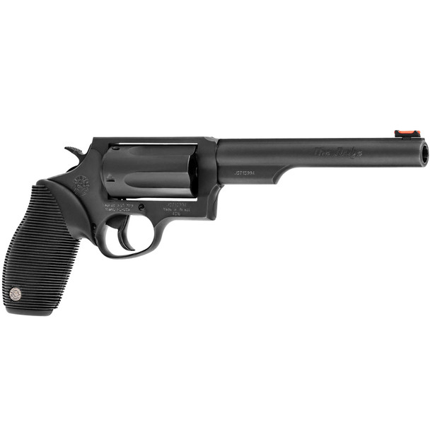 TAURUS Judge 410 Ga/45 LC 6.5in 5rd Blue Revolver (2-441061T)